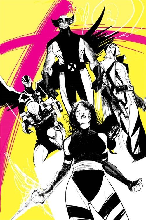 Fox Confirms X-Force is Coming to the Big Screen