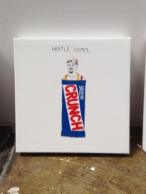 Nestle Snipes