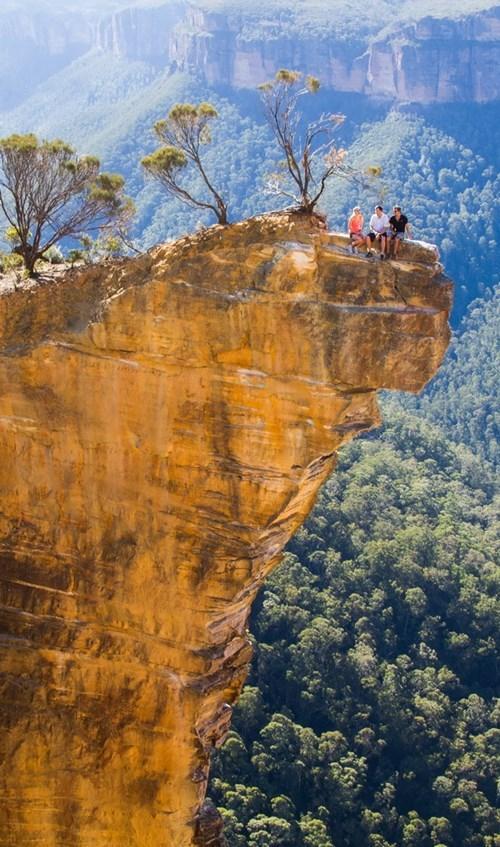 Australia's Hanging Rock