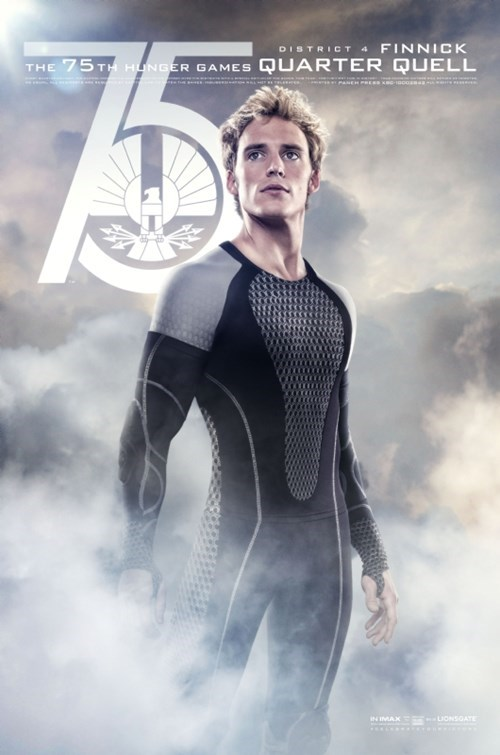 news,finnick odair,movies,posters,hunger games
