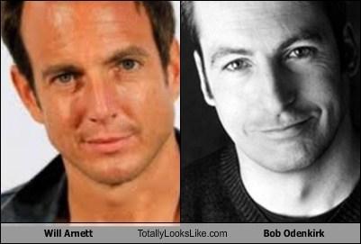 Bob Odenkirk,totally looks like,will arnett,funny