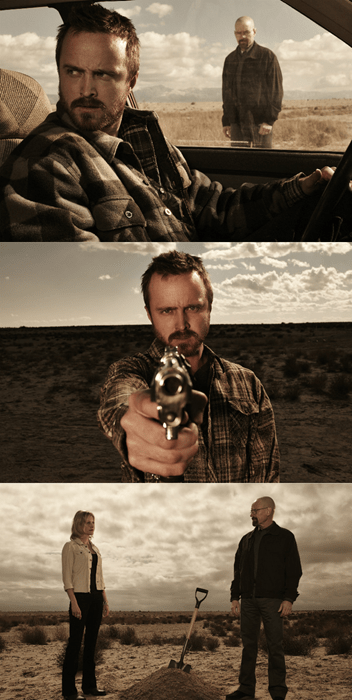 Excited for August 8th? Check Out New Breaking Bad Pics