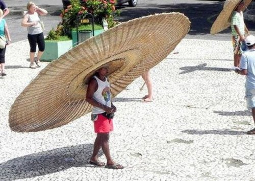 The Sombrero to Body Ratio is Slightly Off