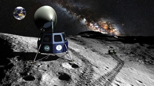 Putting a Telescope on the Moon