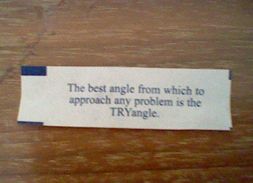 Fortune Cookie Puns