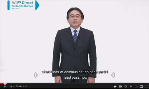 Youtube's Automatic Subtitles are Instant Hilarity