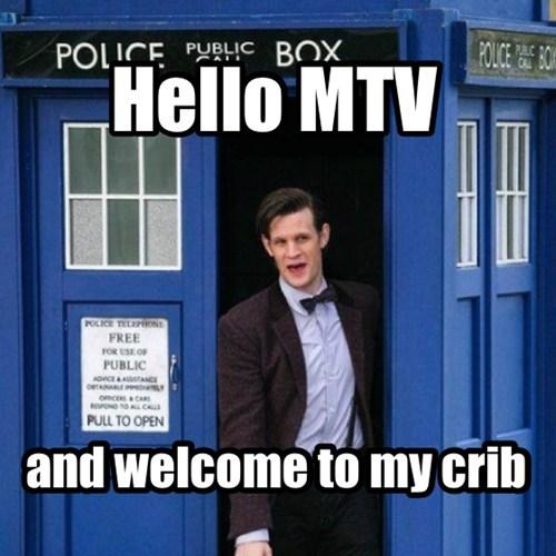 cribs,tardis,doctor who