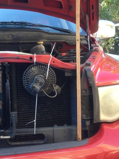 car repairs,cars,fans,funny