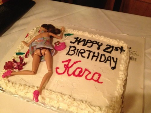 cake,birthday,passed out,funny,after 12
