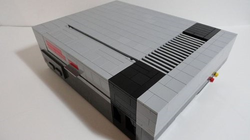 The LEGO NES Might Need a Little Futzing to Get Started