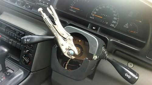 Steering Wheel Schmeering Wheel