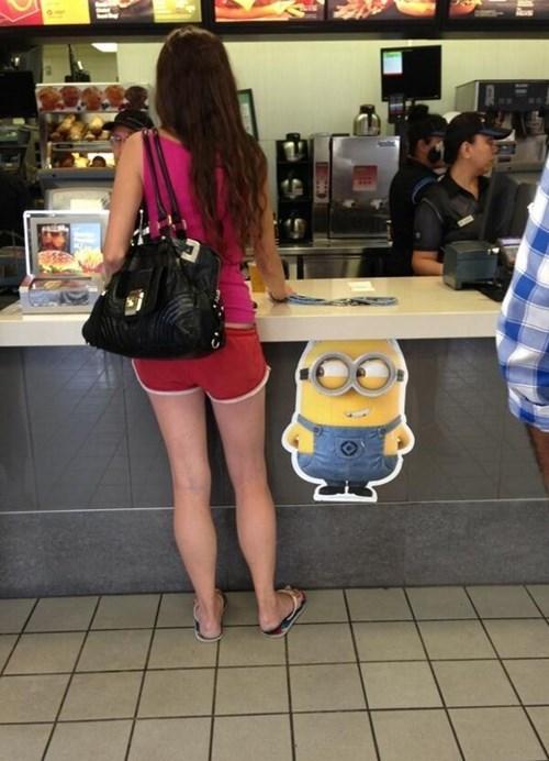 Who Likes Short Shorts? Dave Likes Short Shorts