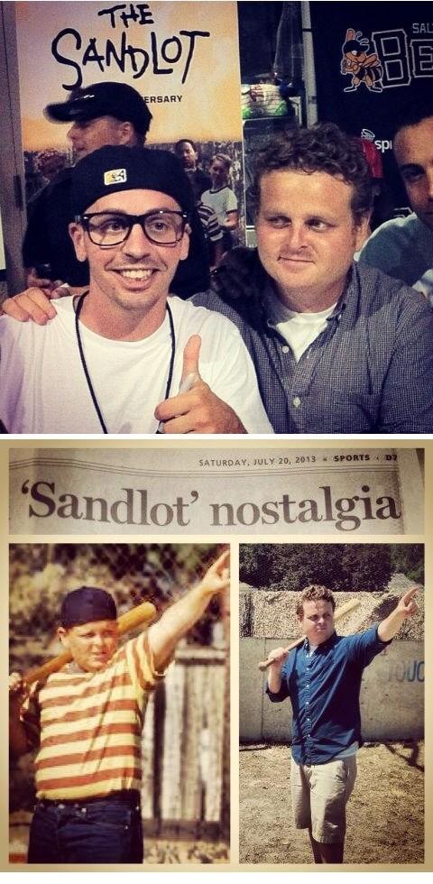 sandlot,nostalgia,baseball