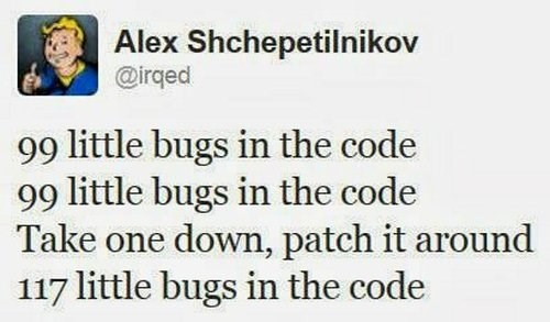 Programmers Always Have Problems to Solve