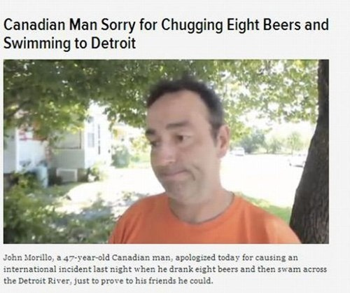 The Most Canadian Apology Ever