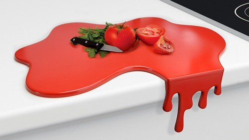 This Cutting Board Bloody Well Work