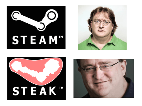 Gaben is peckish