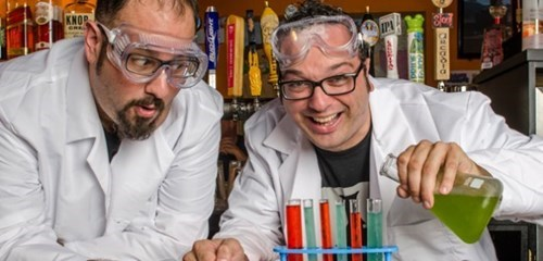 Awesome Bar Kickstarter: Geek Out Geek Bar!!