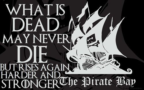"ThePirateBay founder says it needs to be, ""shut down."""