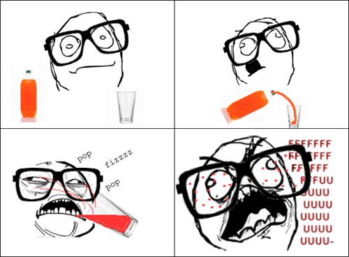 All Us Glasses Wearers Understand