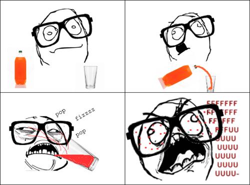 fizzy,sunglasses,soda,glasses,orange soda