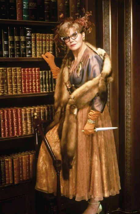 'Clue' Star, Eileen Brennan Dies at 80