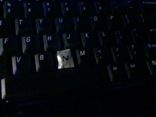 Would You Like to Turn On Sticky Keys?