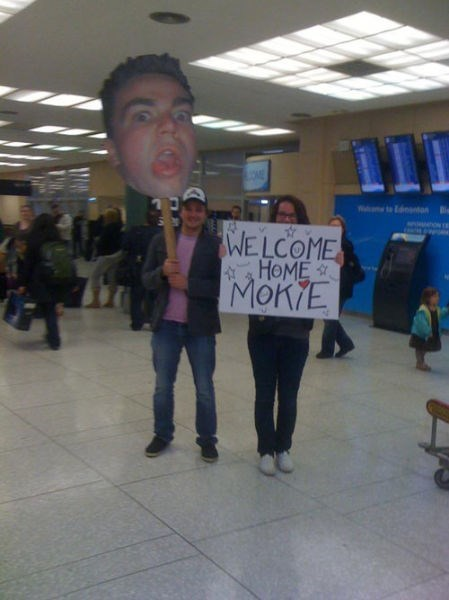 welcome home,airports