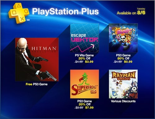 playstation,Video Game Coverage,ps plus