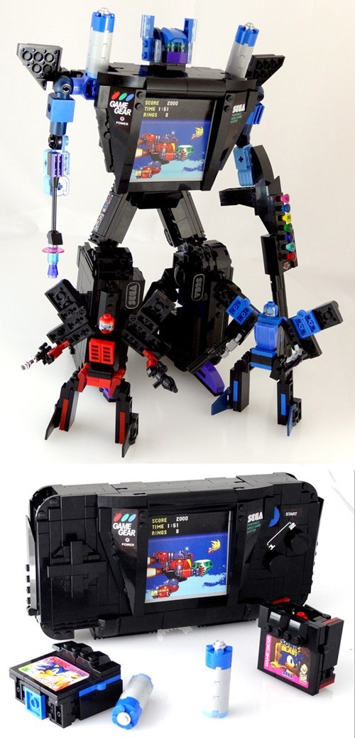 transformers,legos,sega,game gear
