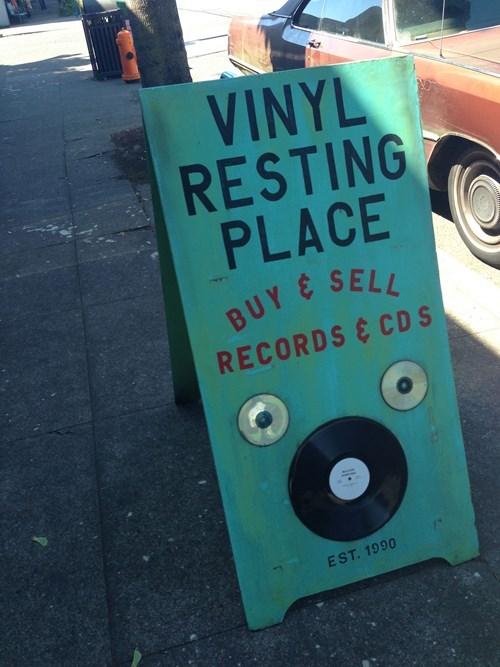 vinyl,place,resting