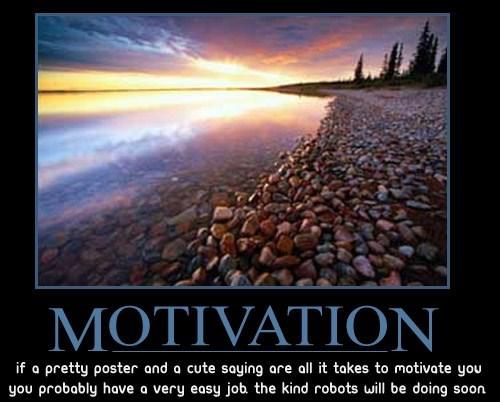 motivation,dammit,robots,funny