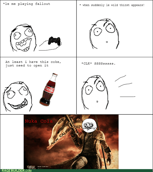nuka cola,fallout,soda,fallout new vegas,new vegas