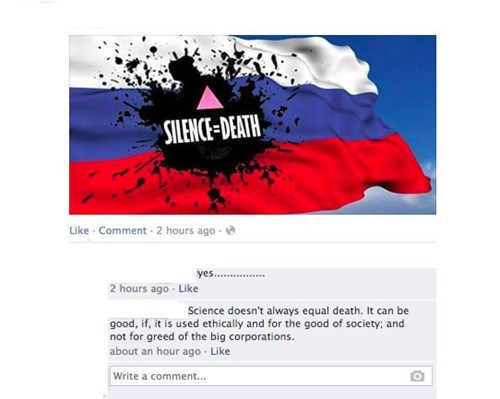 russia,silence,science