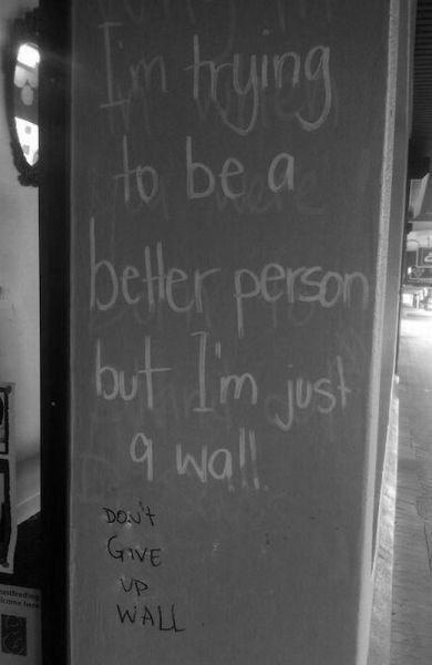 sign,graffiti,wall,funny