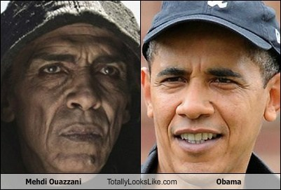 obama,totally looks like,funny,mehdi ouazzani