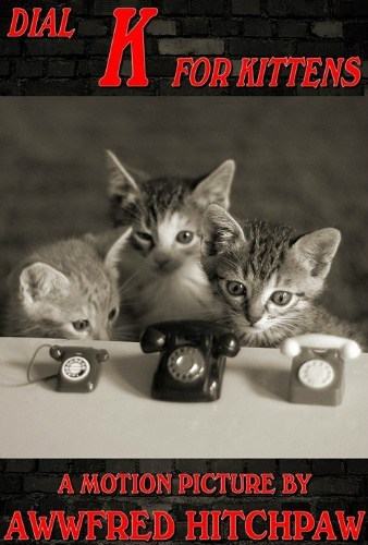 Spotlight on the Detectives - Dial K for Kittens