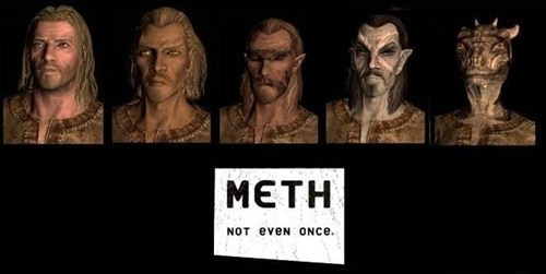 elder scrolls,meth,Skyrim,funny