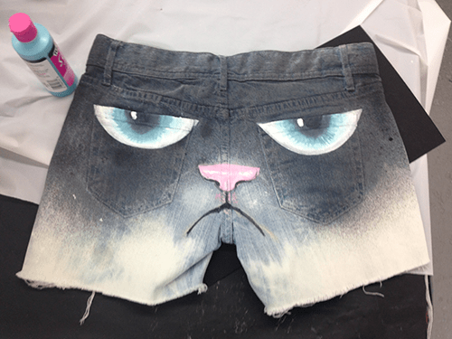 Grumpy Shorts Don't Like Your Rear End
