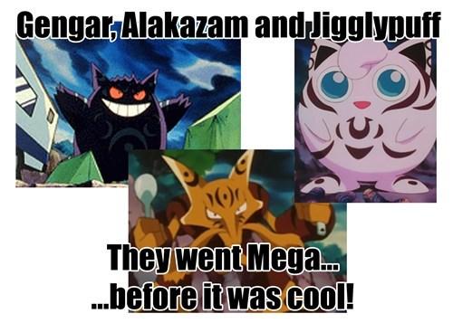 Ancient/Giant Pokémon...