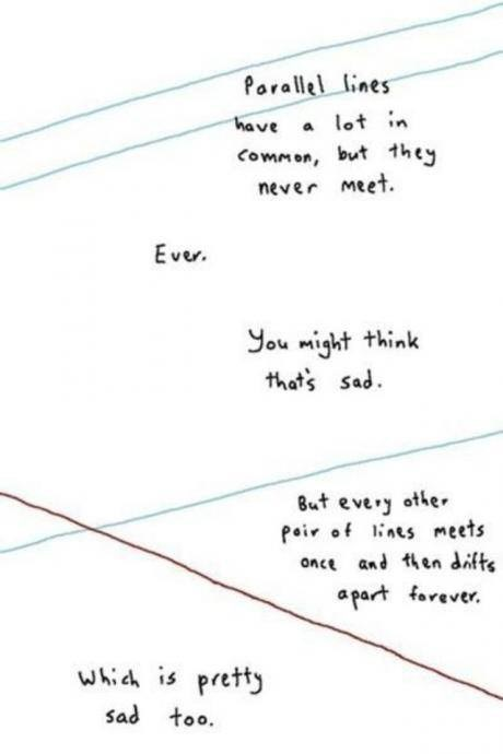 The Tragedy of Geometric Relationships