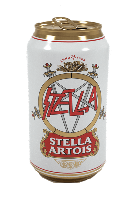 When Did Stella Get So Metal?