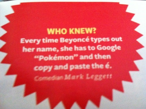 Pokémon,jokes,beyoncé,funny