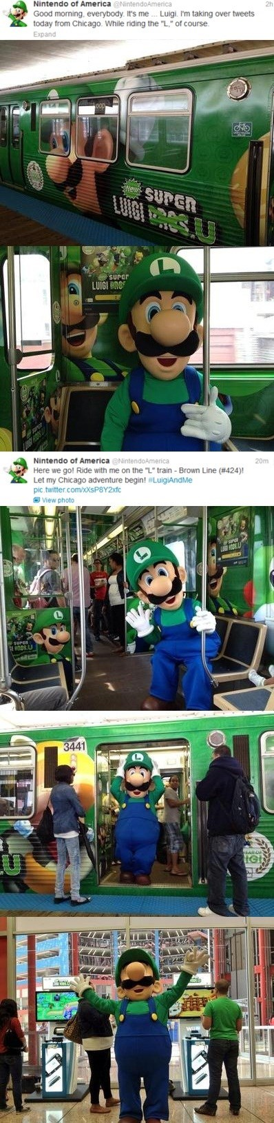 The Weegee Train Has No Brakes