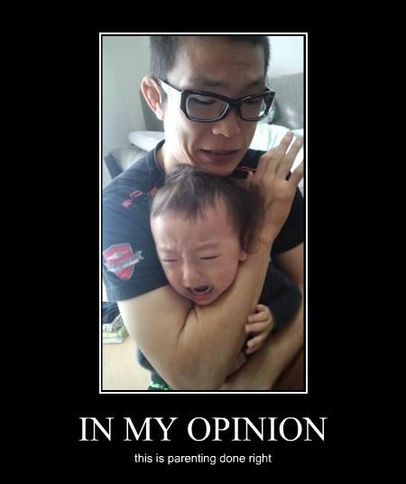 headlock,kids,parenting,funny
