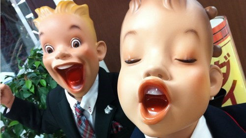wtf,Mannequins,creepy,funny
