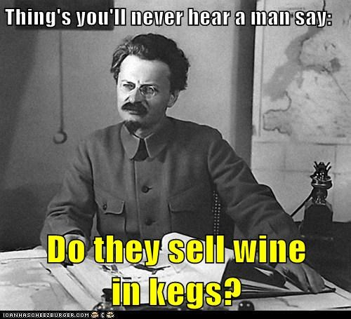 Do they sell wine                           in kegs?
