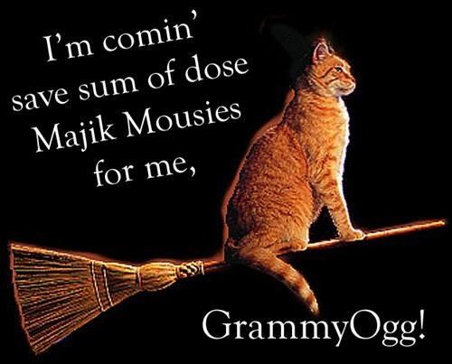 GrammyOgg's Birfdai Parties r deh best!