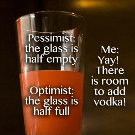 optimist,bloody mary,pessimist,vodka,funny,after 12,g rated