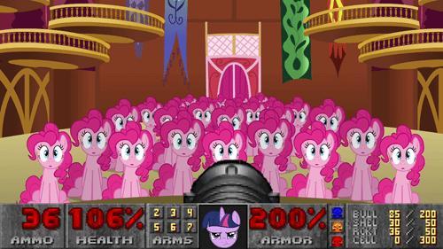 Doom 2: Fun in Equestria